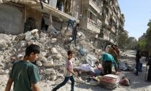 النظام والروس يستأنفون مجازر حلب
