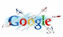 """""""جوجل فلايت"""" ينافس كبرى شركات الطيران"""