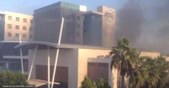 أنطاليا: انفجار بموقف سيارات مبنى تجاري