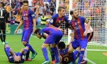 رئيس رابطة الليغا ينتقد تصرف نجم برشلونة