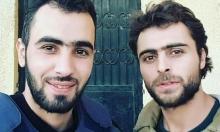 """ترشيح السوري هادي العبد الله لجائزة """"مراسلون بلا حدود"""""""