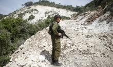 الجيش الإسرائيلي يطلق النار باتجاه لبنان بعد إصابة جندي