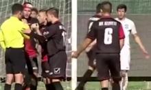 فيديو: حكم رفض احتساب هدف من ضربة جزاء لسبب غريب!