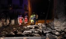 زلزال يضرب وسط إيطاليا