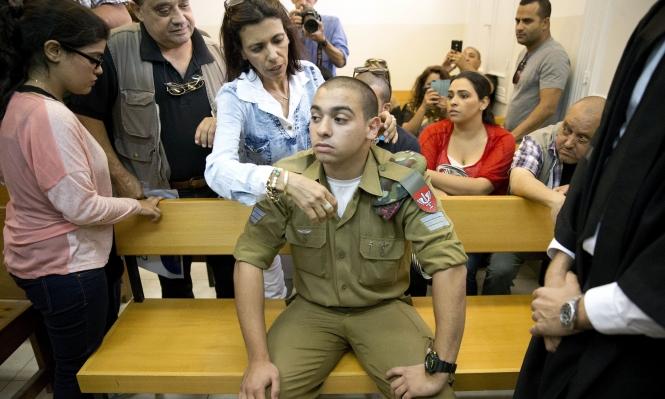 محامي الجندي القاتل لشاهد: بإمكانك المساعدة بتصفية الضابط؟