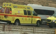 إصابتان خطيرتان في حادث سير جنوب البلاد