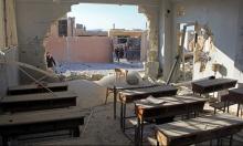 اليونيسيف: مقتل 22 طفلا في مدرسة في إدلب
