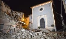 3 زلازل تهز وسط إيطاليا