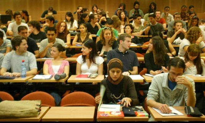 الطلاب العرب في الجامعات والكليات الإسرائيلية بالأرقام
