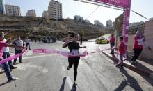 رام الله: ماراثون للتوعية ضد سرطان الثدي