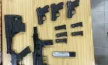 كفركنا: اعتقال مشتبهين بتجارة السلاح