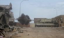 مقتل أربعة وإصابة 14 بانفجار قذيفة في بنغازي