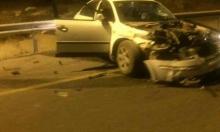 مصرع أربعة فلسطينيين وجرح آخرين بحادث طرق قرب نابلس