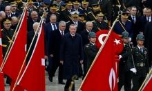 تركيا تحتفل باستقلالها الـ 93 وإردوغان يتوعد الحشد الشعبي