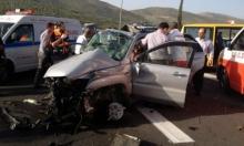مصرع ثمانية فلسطينيين بحوادث طرق خلال 48 ساعة