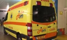 جث: إصابتان إحداهما خطيرة في حادث سير