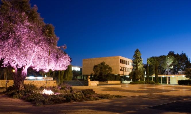 موعد غير نهائي لافتتاح العام الدراسي في الجامعة العبرية
