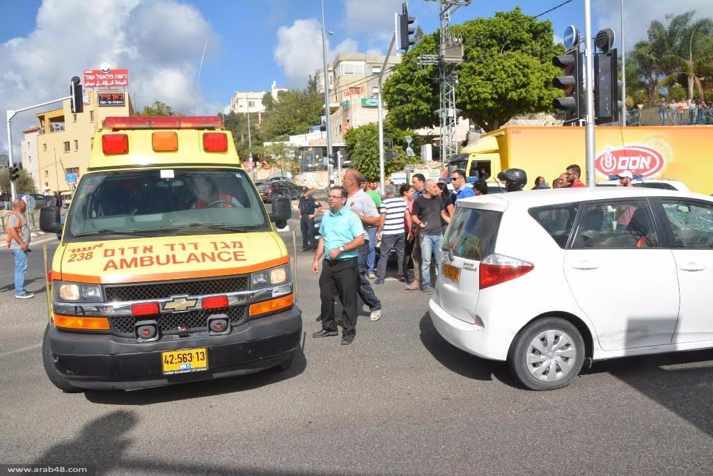 معليا: مصابة في حادث دهس آخر خلال 24 ساعة