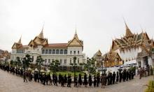 تايلاند تستعد لتولي ملكها الجديد العرش