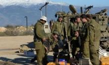 إطلاق نار صوب قوة عسكرية إسرائيلية بالجولان المحتل