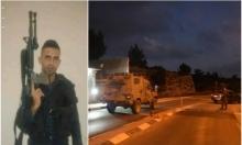 استشهاد فلسطيني وإصابة 3 جنود في عملية إطلاق نار