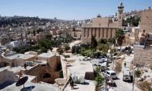 الاحتلال منع الأذان بالحرم الابراهيمي 86 مرة الشهر الماضي