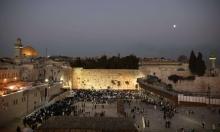 الاحتلال يخطط لربط القطار السريع بين تل أبيب وحائط البراق
