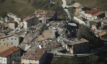 أكثر من 1100 هزة ارتدادية تضرب إيطاليا