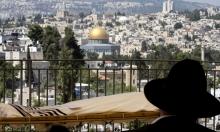 مخطط لربط القدس بالمستوطنات بواسطة خطوط قطارات خفيفة