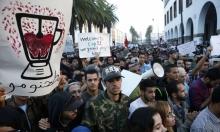 """تصاعد المظاهرات بالمغرب احتجاجا على """"طحن"""" بائع السمك"""