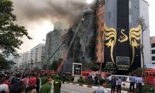 مصرع 13 شخصا حرقا بصالة غناء في فيتنام