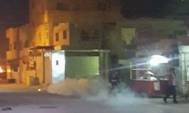 مخيم جنين: إصابات واشتباكات بين أمن السلطة وشبان