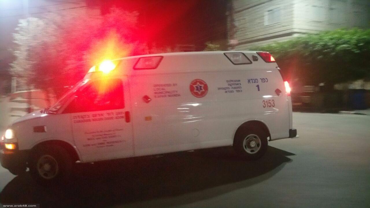 كفرمندا: شجار عنيف واعتقال 5 مشتبهين
