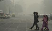 تلوث هوائي في نيودلهي يسبب حالة طوارئ