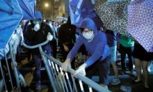 اشتباكات بين الشرطة ومناهضين للصين بهونغ كونغ
