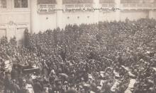 في مثل هذا اليوم: اندلاع الثورة البلشفية