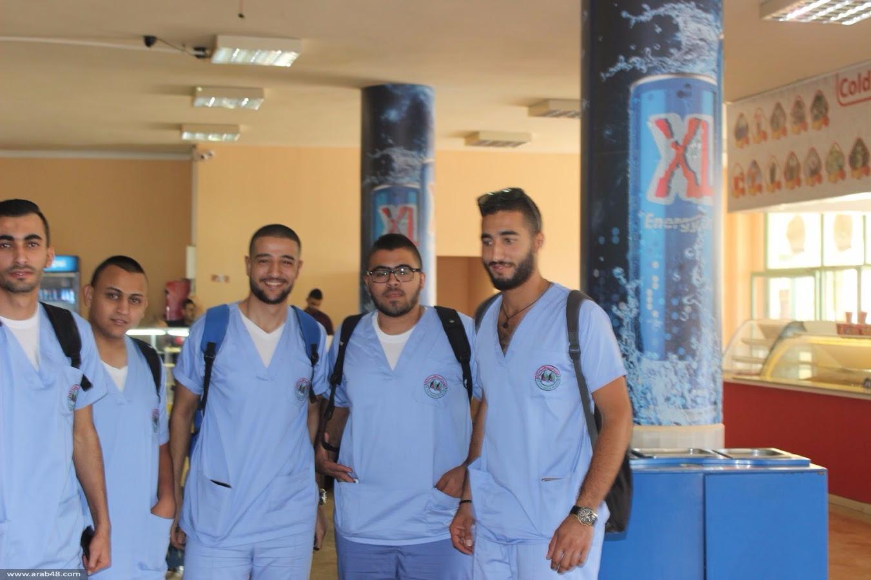 طلاب الجامعة العربية الأميركية: آمال وتحديات