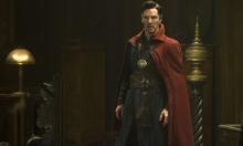 Doctor strange يتصدر إيرادات الأفلام الأميركية