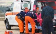 النقب: نقل رضيعة بحالة خطيرة للمشفى