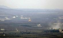 إسرائيل تقصف بطارية مدافع بالأراضي السورية