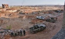 جيش النظام يتقدم بحلب وروسيا تستأنف القصف الجوي