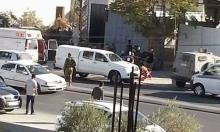 إصابة خطيرة لفلسطيني بنيران الاحتلال قرب حوارة