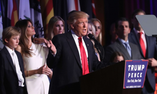 ردود فعل دولية على فوز ترامب