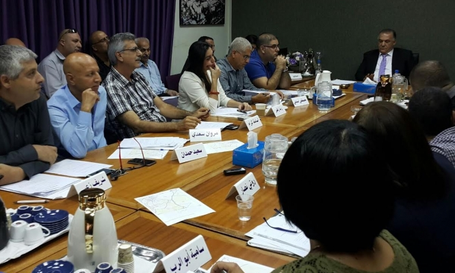 الناصرة: مشادات خلال جلسة البلدية حول الاتفاق مع جامعة حيفا