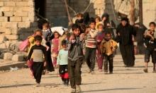 تسارع نزوح المدنيين عن الموصل وسط بطء سير المعارك