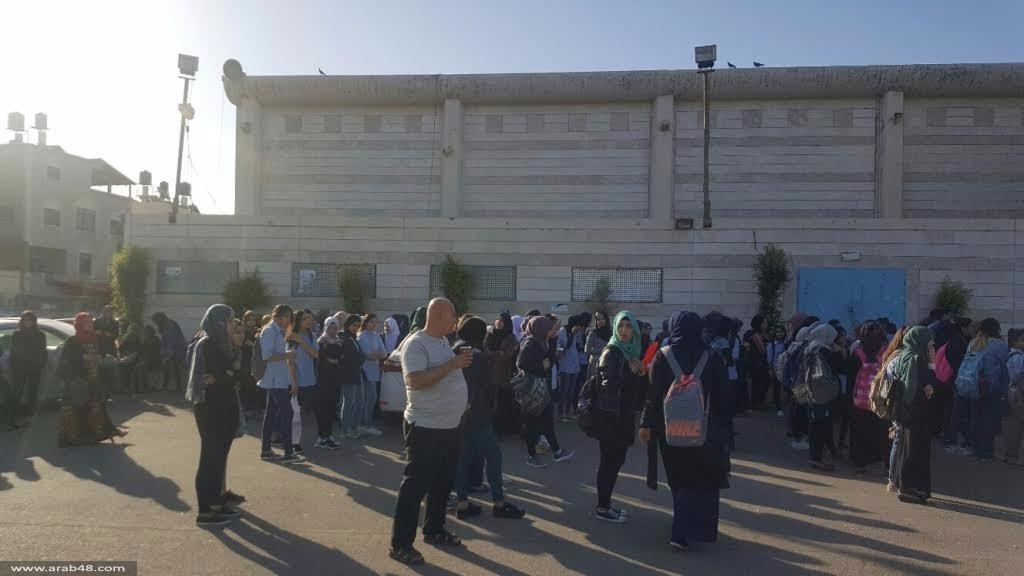 كفر قاسم: تكريم طلاب نظموا فعاليات في ذكرى المجزرة