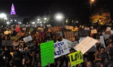 استمرار المظاهرات احتجاجا على فوز ترامب