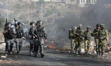 الاحتلال يعتقل 6 فلسطينيين في الضفة