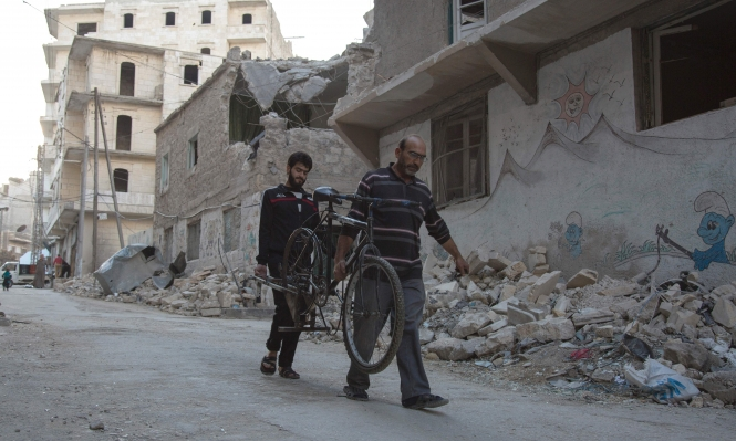 ربع مليون مهدد بالموت جوعًا شرق حلب