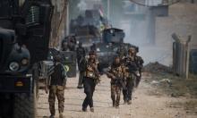 حملة عسكرية لتحرير مطار الموصل من داعش